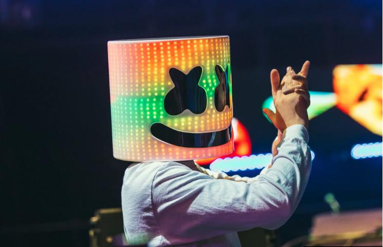 "Marshmello新專輯 ""JoyTime II""將在本週六正式發行"