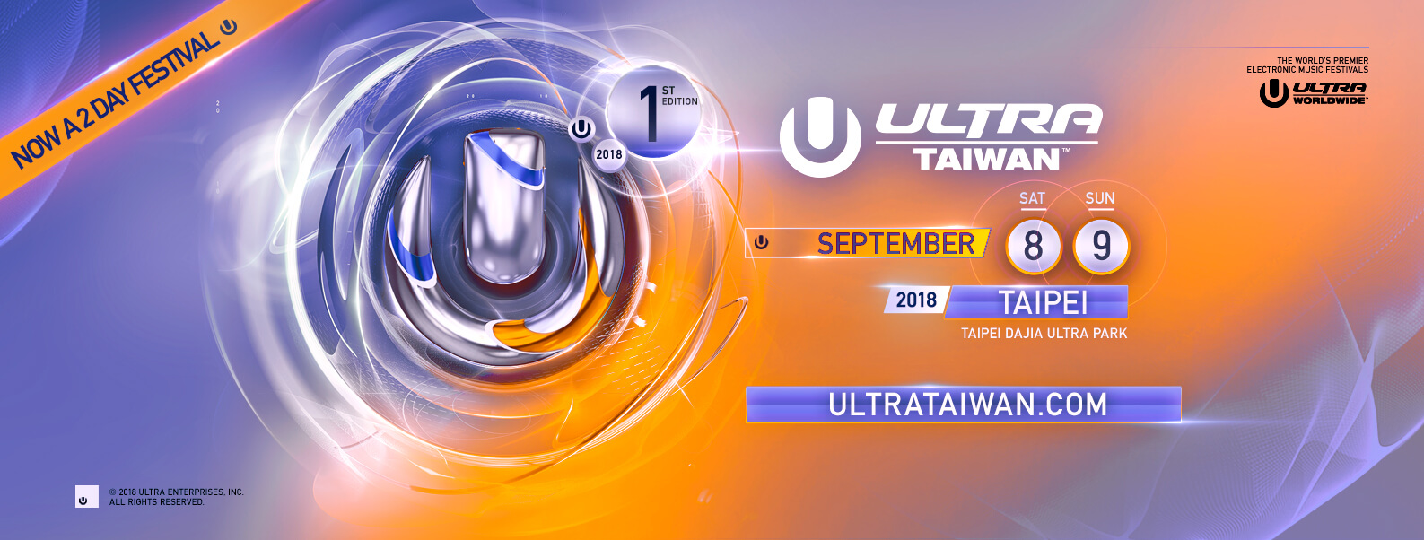 Ultra Taiwan 2018 (Local)