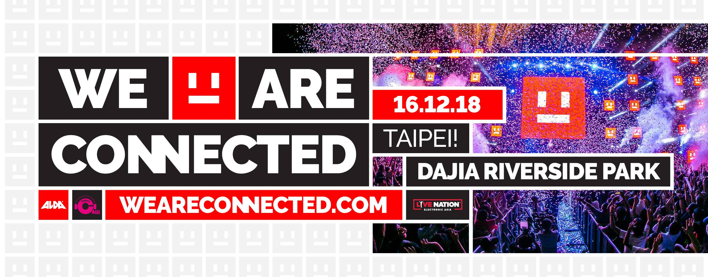 We Are Connected TAIPEI! 2018