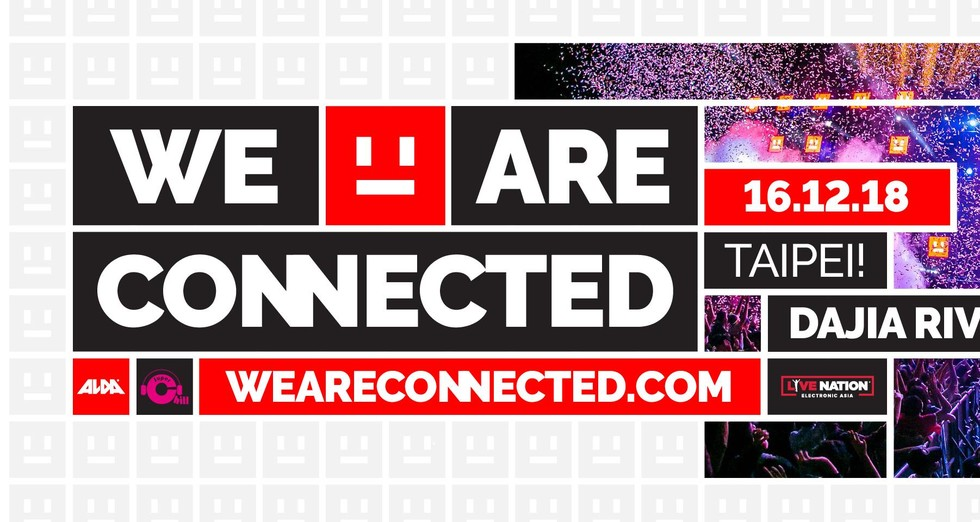 We Are Connected 2018 Banner