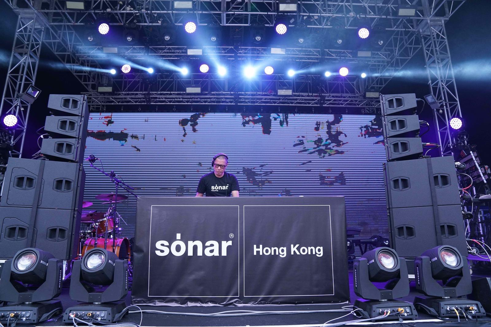 Sonar Hong Kong 2019