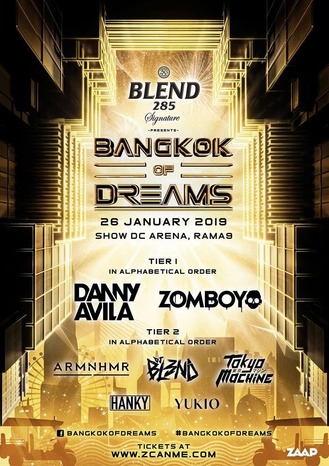 bangkok of dreams banner