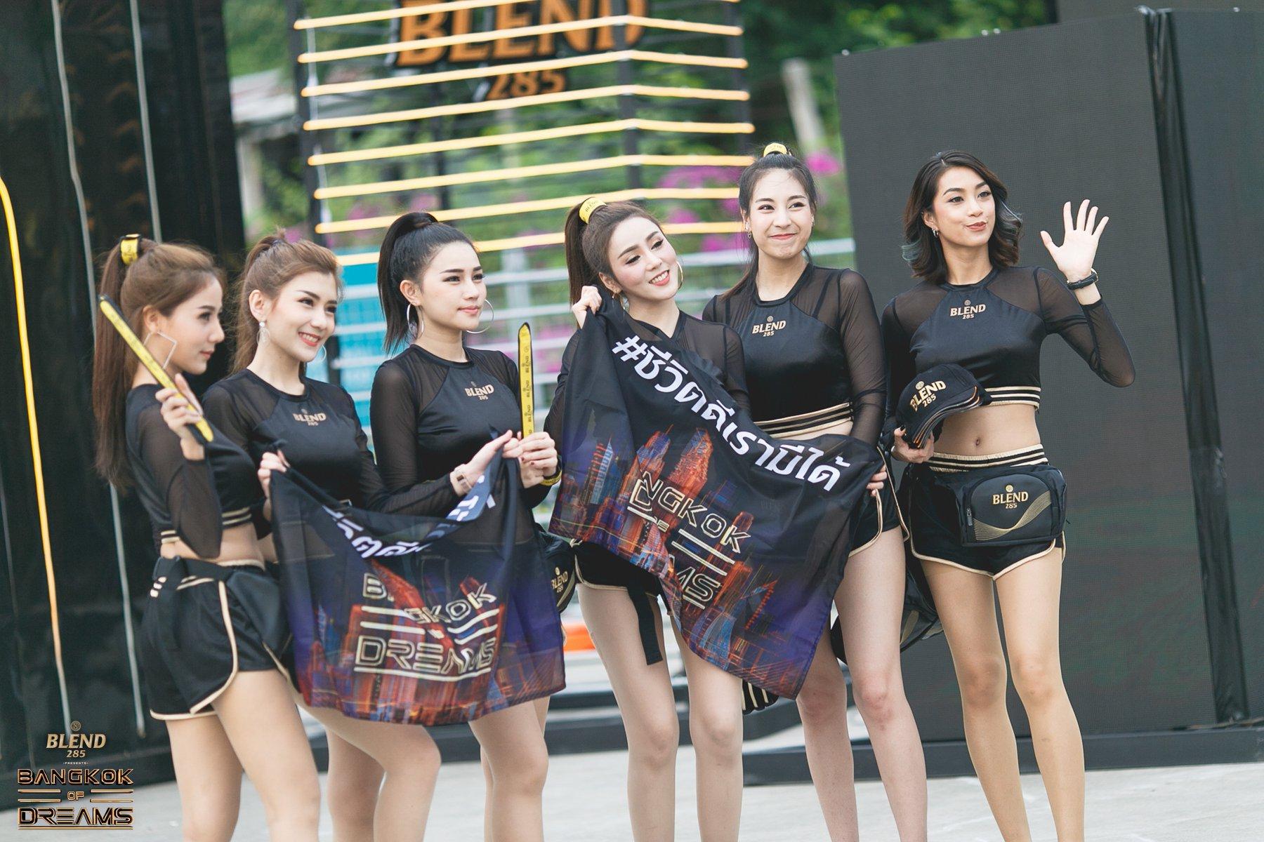 Bangkok Of Dreams