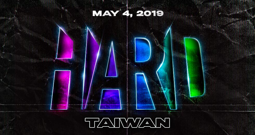 Hard Taiwan 2019