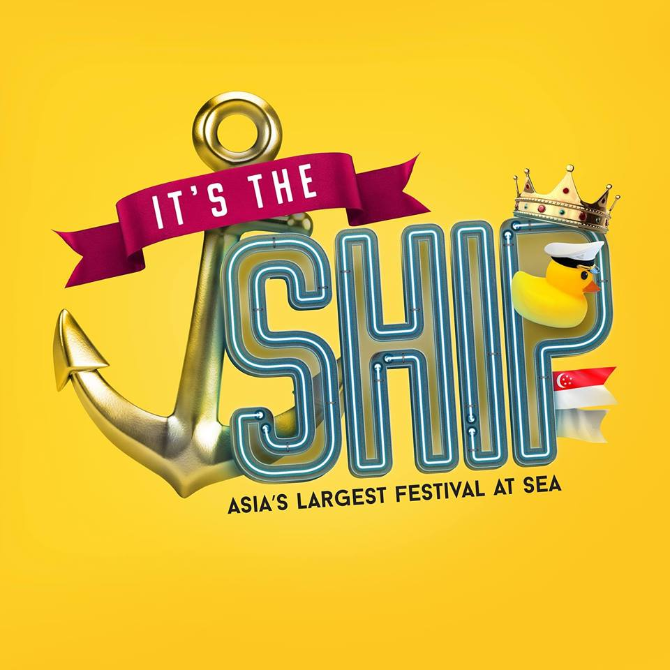 It's The Ship Singapore 2019