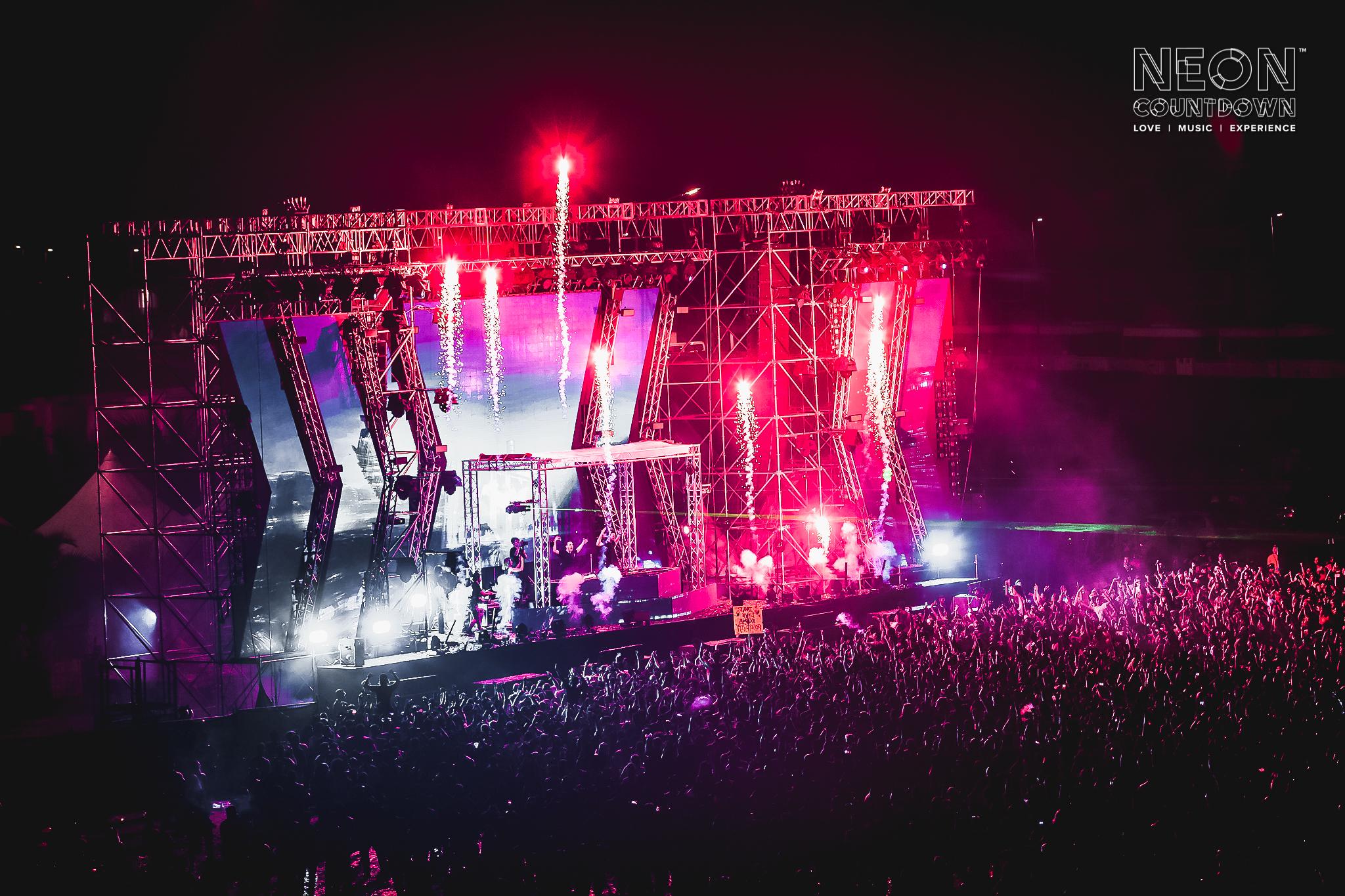 Neon Countdown 2018 – Kuala Lumpur, Malaysia 12.31.18